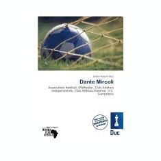 Dante Mircoli - Carte in engleza
