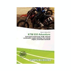 Ktm 950 Adventure - Carte in engleza