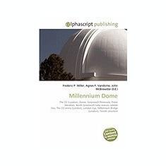 Millennium Dome - Carte in engleza