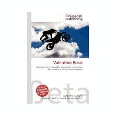 Valentino Rossi - Carte in engleza