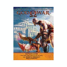 God of War - Carte in engleza