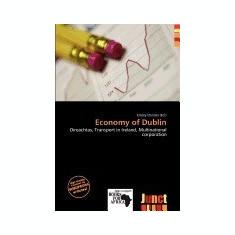 Economy of Dublin - Carte in engleza