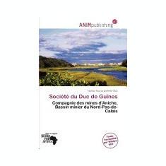 Soci T Du Duc de Gu Nes - Carte in engleza