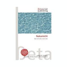 Nakamichi - Carte in engleza