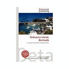 Ordnance Island, Bermuda - Carte in engleza