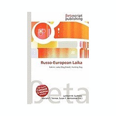 Russo-European Laika - Carte in engleza