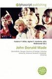 John Donald Wade