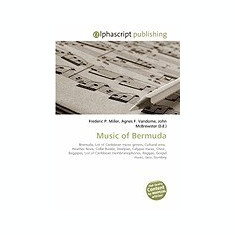 Music of Bermuda - Carte in engleza