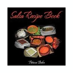 Salsa Recipe Book - Carte in engleza