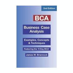 Bca Business Case Analysis - Carte in engleza
