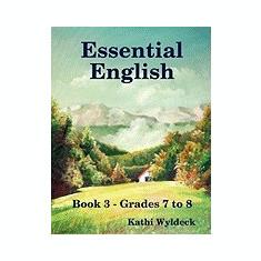 Essential English Book 3 - Carte in engleza