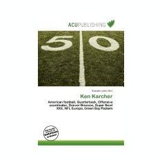Ken Karcher - Carte in engleza