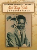 "Nat """"King"""" Cole -- Unforgettable: Piano/Vocal/Chords"