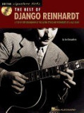 The Best of Django Reinhardt: A Step-By-Step Breakdown of the Guitar Styles and Techniques of a Jazz Giant [With CD (Audio)]