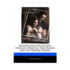 Bloodsucker Collection: Twilight, Dracula, True Blood, and the Vampire Diaries - Carte in engleza