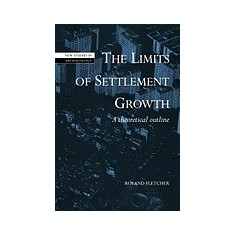 The Limits of Settlement Growth - Carte in engleza