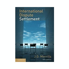 International Dispute Settlement - Carte in engleza