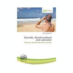 Dunville, Newfoundland and Labrador - Carte in engleza