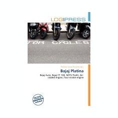 Bajaj Platina - Carte in engleza