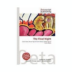 The Final Night - Carte in engleza