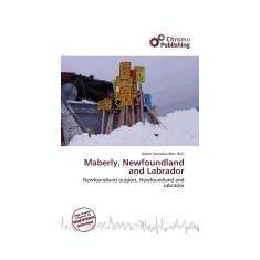 Maberly, Newfoundland and Labrador - Carte in engleza