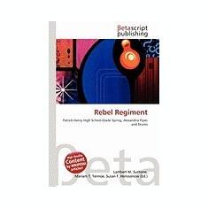 Rebel Regiment - Carte in engleza