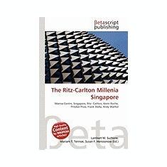The Ritz-Carlton Millenia Singapore - Carte in engleza