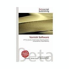 Varnish Software - Carte in engleza