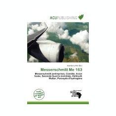 Messerschmitt Me 163 - Carte in engleza