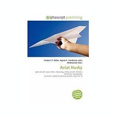 Aviat Husky - Carte in engleza