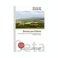 Darney-Aux-Ch Nes - Carte in engleza