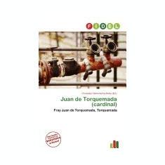 Juan de Torquemada (Cardinal) - Carte in engleza