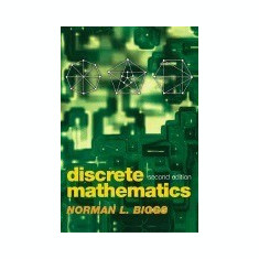 Discrete Mathematics - Carte in engleza