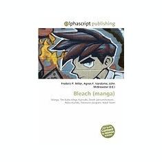Bleach (Manga) - Carte in engleza