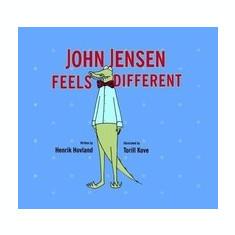 John Jensen Feels Different - Carte in engleza