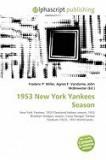 1953 New York Yankees Season