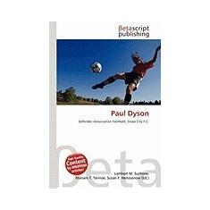 Paul Dyson - Carte in engleza