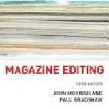 Magazine Editing: In Print and Online - Carte in engleza
