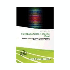 Hayabusa Class Torpedo Boat - Carte in engleza