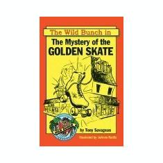 The Mystery of the Golden Skate - Carte in engleza