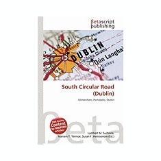 South Circular Road (Dublin) - Carte in engleza