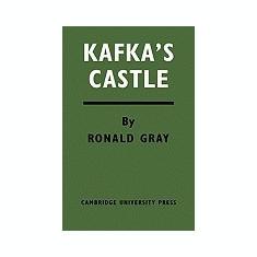 Kafka's Castle - Carte in engleza