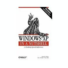 Windows XP in a Nutshell - Carte in engleza