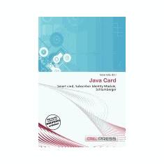 Java Card - Carte in engleza