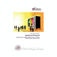 Joaquin Phoenix - Carte in engleza
