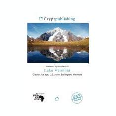 Lake Vermont - Carte in engleza