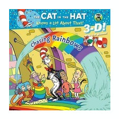 Chasing Rainbows (Dr. Seuss/Cat in the Hat) - Carte in engleza