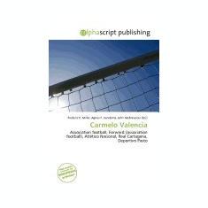 Carmelo Valencia - Carte in engleza