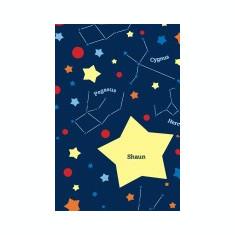 Etchbooks Shaun, Constellation, College Rule - Carte in engleza