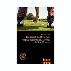 Frederick Guthrie Tait - Carte in engleza
